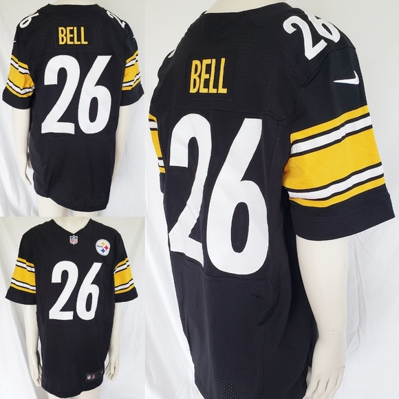 reputable site 0b336 83c79 Authentic Nike NFL Steelers Jersey